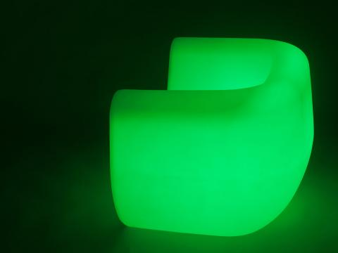 LED Furniture RGBW Wi-Fi Alive! LEDZ Couch 420