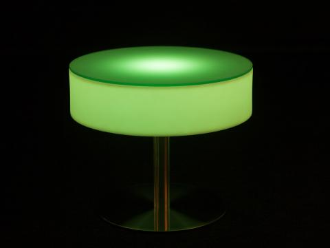 LED Furniture RGBW Wi-Fi table Alive! LEDZ Fame